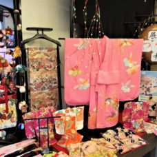 手縫い刺繍展示会